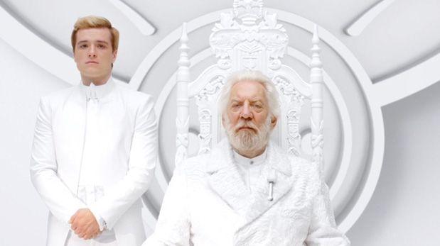 """""""The Hunger Games"""": el primer teaser de """"Sinsajo Parte 1"""""""