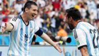 CRÓNICA: Messi salió al rescate de Argentina ante Nigeria