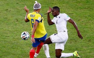 Ecuador igualó 0-0 con Francia y se despidió de Brasil 2014