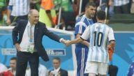 Sabella reveló que habló con Messi para sacarlo del partido
