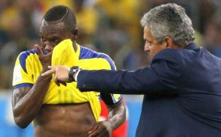 CRÓNICA: Ecuador, único sudamericano eliminado en primera fase