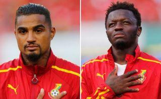 Boateng y Muntari son excluidos del Mundial por indisciplina