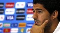 FIFA: Suárez fue castigado con 9 fechas y 4 meses sin jugar