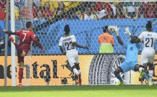 Portugal vs. Ghana: CR7 puso el 2-1, pero no alcanzó
