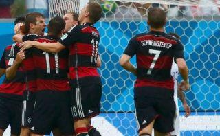 EE.UU cayó 1-0 ante Alemania pero clasificó a octavos de final