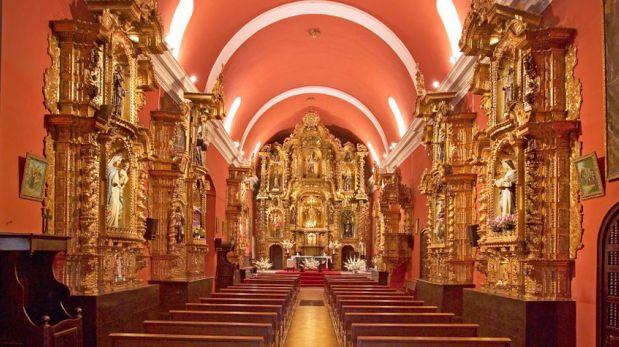 Joya limeña: Conoce la Iglesia Santa María Magdalena [video]