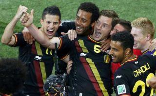 CRÓNICA: Bélgica se cuela en octavos con puntaje perfecto