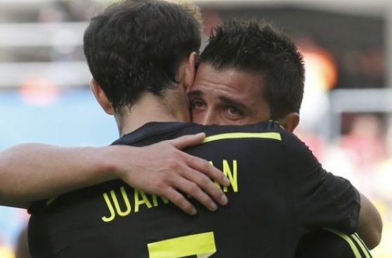 Las figuras que dijeron adiós en su último Mundial