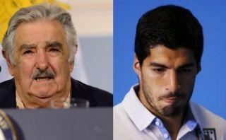 Mujica: La FIFA sancionó a Suárez porque es de un país chiquito