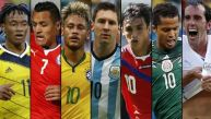 Brasil 2014: el fútbol latinoamericano hace historia en Mundial