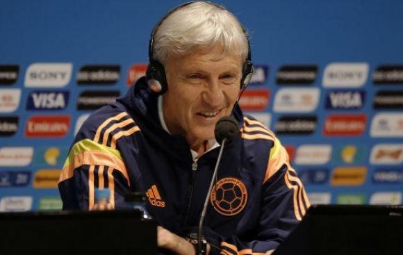 """Pekerman: """"Uruguay será exigente, pero saldremos a competir"""""""