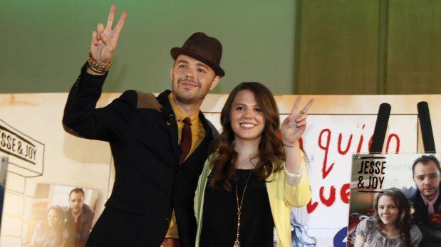Jesse & Joy tocará otra vez en Lima