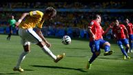Brasil vs. Chile: las mejores fotos del partido a ras de campo