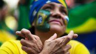 Brasil vs. Chile: los rostros de preocupación tras el alargue