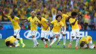 Neymar, el sufrimiento y su llanto tras clasificar a cuartos