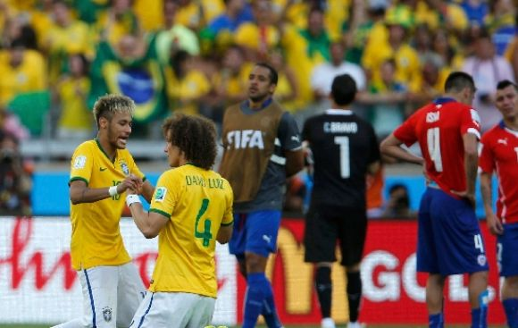 Brasil vs. Chile: revive las cinco jugadas claves del partido
