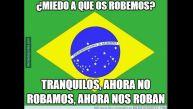 Brasil vs. Chile: los memes de la clasificación del 'Scratch'