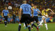 Colombia vs. Uruguay: así fue el golazo de James Rodríguez