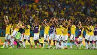 Colombia festejó así histórica clasificación a cuartos de final