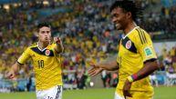 CRÓNICA: Colombia entra a la historia en el Maracaná con James