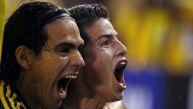 Radamel Falcao alabó el gol de James Rodríguez vía Twitter
