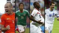 Brasil 2014: hoy continúan los partidos de octavos de final