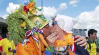 Holanda vs. México: así se vivió la previa antes del partido