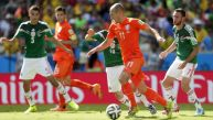 Holanda vs México: empatan 0-0 por el Mundial Brasil 2014