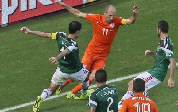 Holanda vs. México: este penal dio la clasificación a europeos