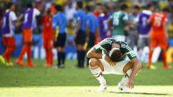 México: llanto y decepción tras la eliminación del Mundial