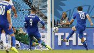 Costa Rica vs. Grecia: Sokratis empató partido a los 90 minutos