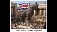 Costa Rica y su clasificación a cuartos en divertidos memes