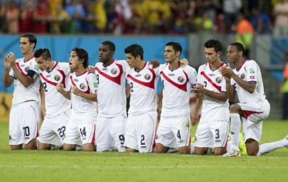 Costa Rica, la cuarta selección de Concacaf en cuartos de final