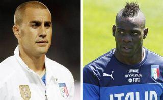 """Cannavaro: """"Mario Balotelli tiene más fama que juego"""""""