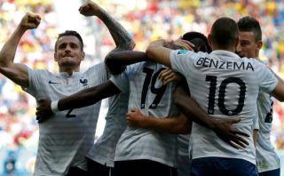 Francia vs. Nigeria: europeos ganan 2-0 y clasifican a cuartos
