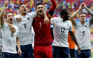 CRÓNICA: Francia venció y sigue firme hacia la final