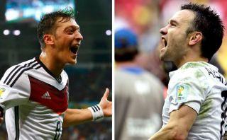 Francia vs. Alemania: un duelo de cuartos cargado de historia
