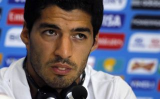 Barcelona elogió disculpas de Luis Suárez a Giorgio Chiellini