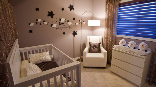 Aprende a iluminar el cuarto de tu bebé para un sueño agradable ...