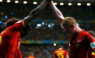 CRÓNICA: Bélgica, 28 años después en los cuartos de final