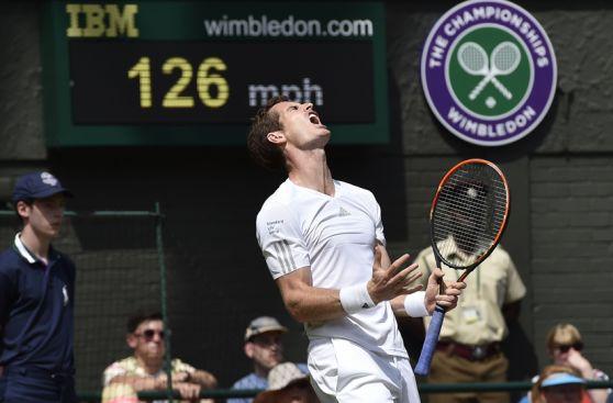 Wimbledon 2014: los duques de Cambridge alentaron a Andy Murray