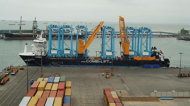 APM Terminals destinó más de US$19 mlls. en compra de equipos