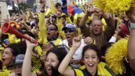 En Colombia se determina Ley seca por partido de su selección