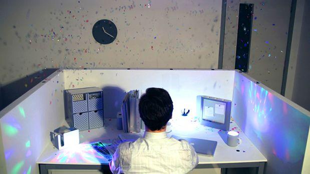 ¿Fuegos artificiales en tu escritorio? Así reducirás el estrés