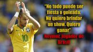 Brasil 2014: las mejores frases de un día sin fútbol