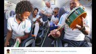 Brasil 2014: lo que tuitean los jugadores en un día sin fútbol
