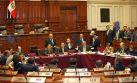 Congreso aprobó paquete de medidas para reactivar la economía