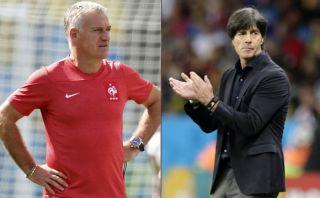 Francia vs. Alemania: alineaciones confirmadas para el duelo