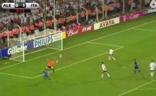 Se cumplen ocho años del golazo de Del Piero a Alemania