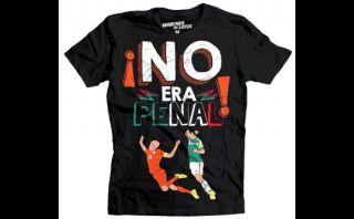 La camiseta que todos quieren comprar en México tras Mundial